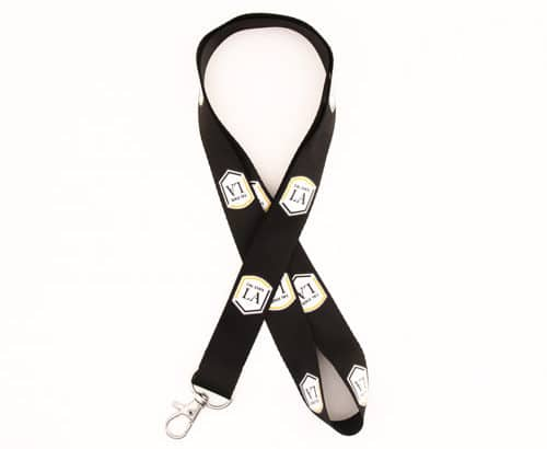 Nylon Lanyards for CAL STATE LA