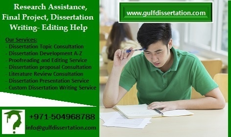 Dissertation Writing Help in UAE | Research Proposal Writing in UAE, GCC