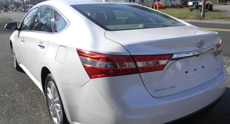 Toyota Avalon for sale in UAE