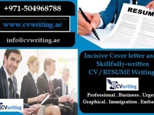 Linkdin Profile Writing | CV Writing Services Dubai | Cover letter for Job