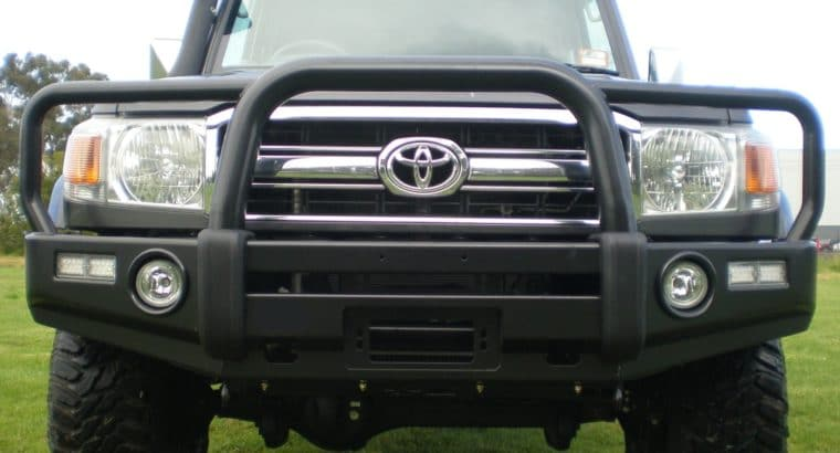 Bull Bars – 4WD Accessories