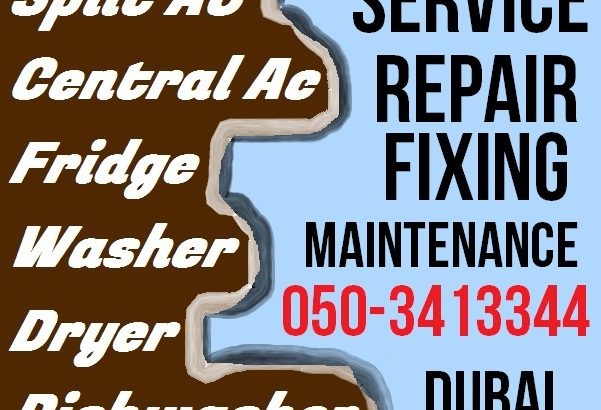 Washing Machine Repair Dubai | Fridge Repair Dubai