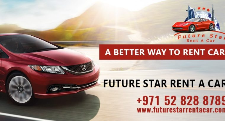 Future Star Rent A Car in Dubai | Car Rental Dubai