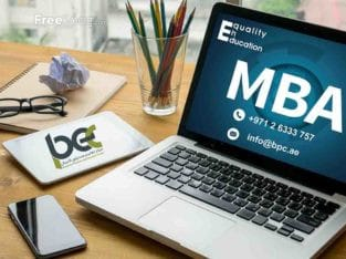 MBA in Abu Dhabi Part Time-master in business administration UAE