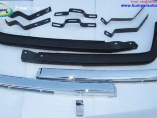 Mercedes W107 Chrome bumper Euro type ( R107,280SL, 380SL, 450SL ) stainless steel