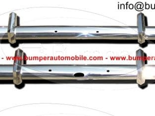 Bristol 400 bumper year (1947-1950) classic car stainless steel