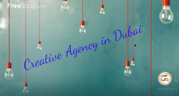 Creative Agency in Dubai