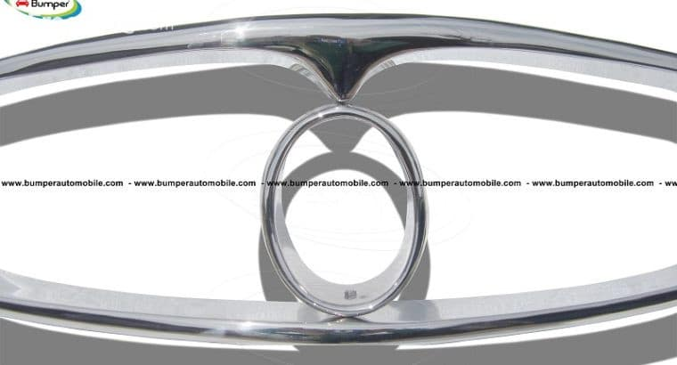 Maserati 3500GT Grille part (1960-1964) by stainless steel