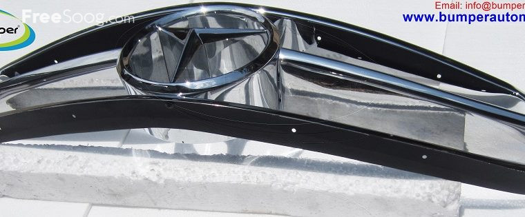 Mercedes W190 SL Front Grille (1955-1963) stainless steel
