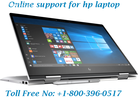 Contact HP – Help & Support