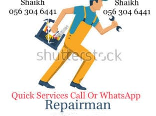 Satellite Dish Antenna Installation Dubai-Dish TV Installation Sharjah