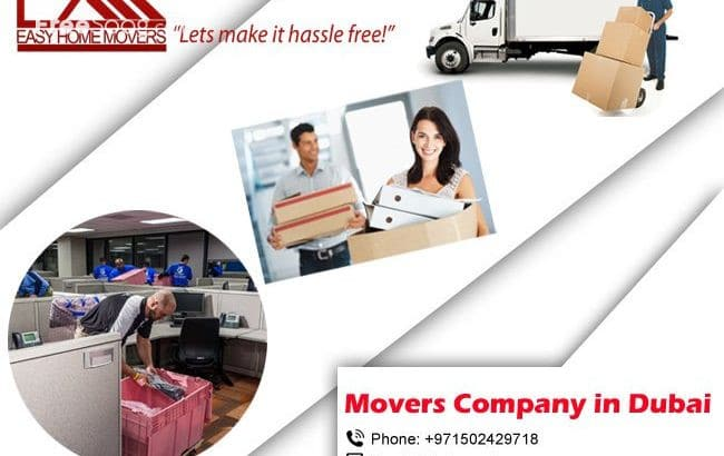 Easy home movers and packers – Hire the No.1 moving company