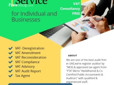 VAT Deregistration service