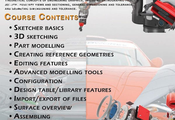 Solidworks Training Files Courses Near me-Certification Exam Levels 2019