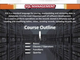 SQL Training Course with Certification in Dubai