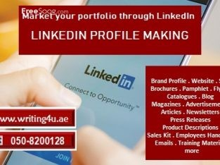 0508200128 CV Help & LinkedIn Profile Making in Dubai, UAE