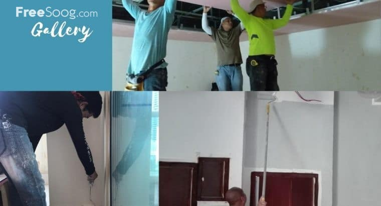 General Cleaning and Maintenance Service
