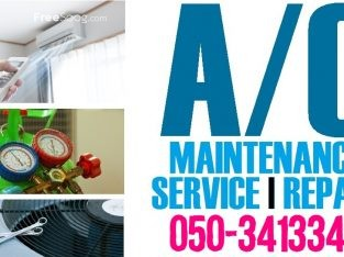 Air Conditioner Ac Service Repairing in Jebel Ali Free Zone Dubai