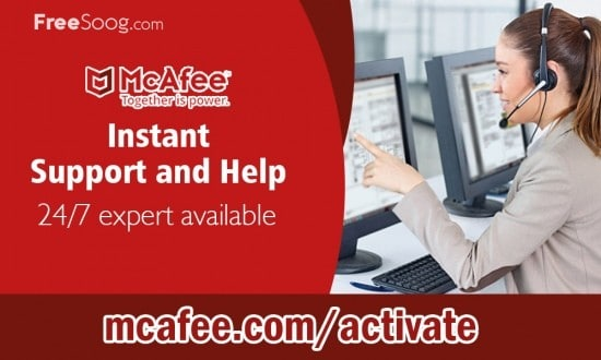 mcafee.com/activate – Download, Install and Activate McAfee Houston