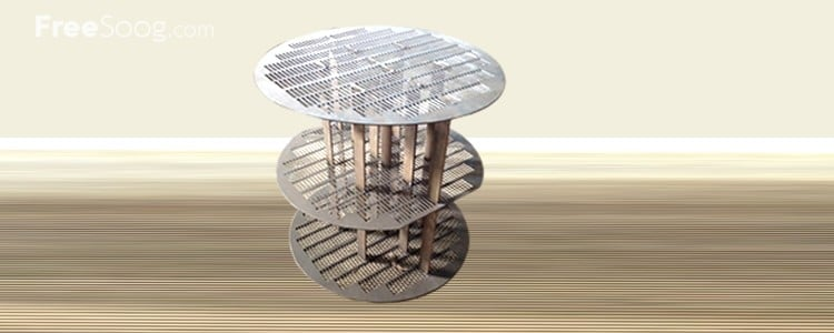 Plate Heat Exchanger – Cross Flow Cooling Towers