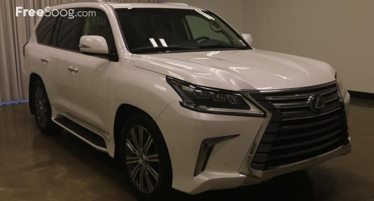 Lexus LX 570 2016 model in perfect condition