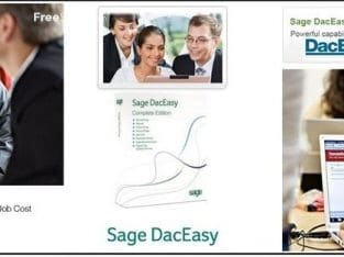 SAGE DACEASY Accounting Software Dubai