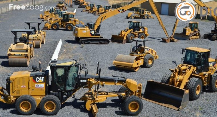 Heavy Equipment Rental Application