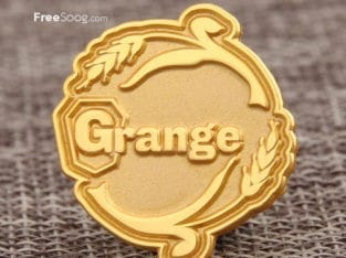 Grange Bulk Custom Lapel Pins
