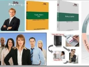 Tally ERP9 Accounting Software DUBAI