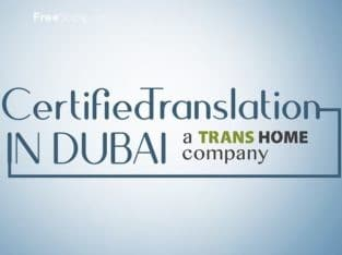 Certified translation in Dubai