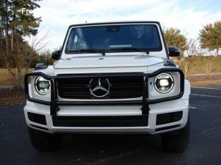 Mercedes G550 2019 Full Service History
