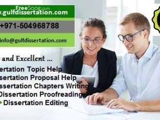 Custom Dissertation Writing in Riyadh Saudi Arabia