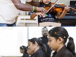 Music Class for Beginner in Dubai – Ocean Kids