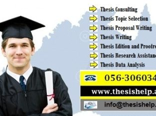 MBA/MSC Thesis Writing Services in Muscat Oman