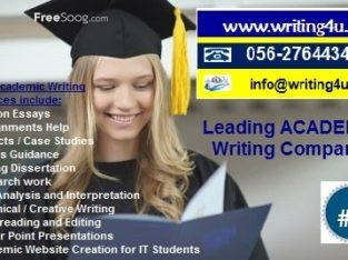 Essay Writing Help-Consulting in Riyadh Saudi Arabia