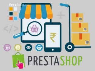 Presta Shop Development & Design Service in Dubai