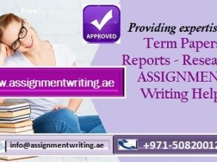 Assignment Writing Help in Riyadh Saudi Arabia