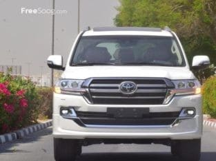 Toyota Land Cruiser 2019 GCC SUV