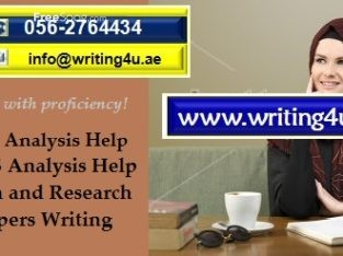 Research Paper, SPSS Analysis Help in Muscat, Oman