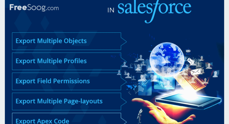 Plugins for WordPress, Apps for Salesforce