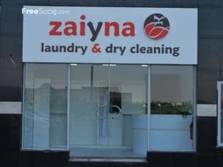 Zaiyna Laundry Dry Cleaning